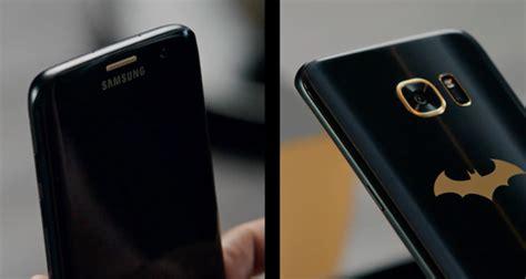 Harga Samsung Galaxy S7 Edge Injustice Edition Batman samsung releases batman galaxy s7 edge injustice edition