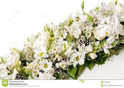 white flower table l white table flower decoration stock photo image 12832140