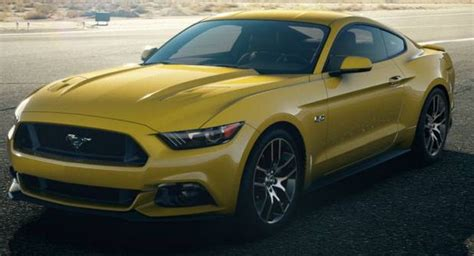 ford mustang color options