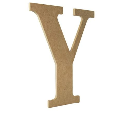 classic wood letter  artminds unfinished    michaels wood letters