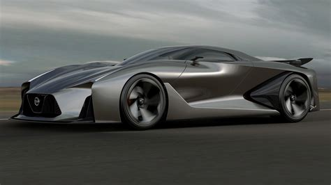 nissan concept  vision gran turismo wallpapers
