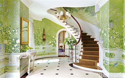 Decorating Ideas For Entrances by How To Get The Look Glamorously Decorated Home Entrances