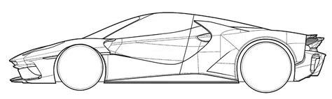 Ferrari patent images show new LaFerrari-based car Image ...