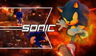 Infinite Forces deviantART Sonic