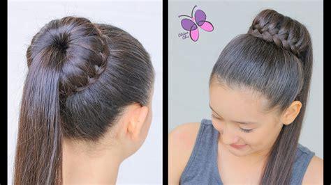 peinado  trenza de mono  cascada peinados  cabello largo youtube