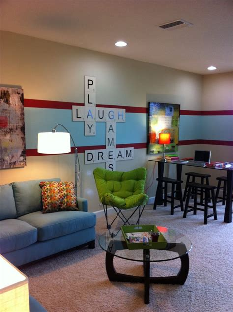 1000+ Ideas About Game Room Decor On Pinterest  Game Room