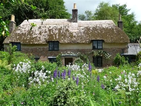 Thomas Hardy's Cottage  Garden Dreams  House & Garden