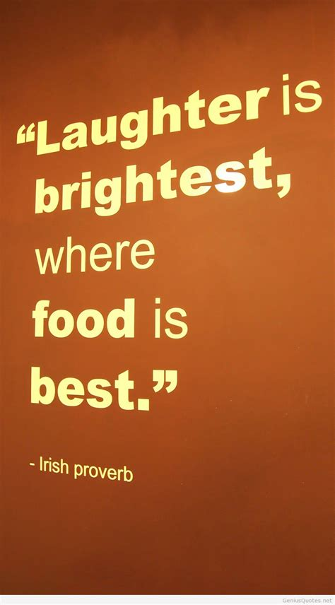Best Quotes by And Food Quotes