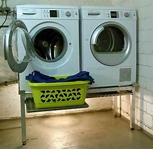 Waschmaschine Kohlen Wechseln : premium waschmaschinen untergestell mara 2 premium mit 2 preisvergleich bei ~ Eleganceandgraceweddings.com Haus und Dekorationen