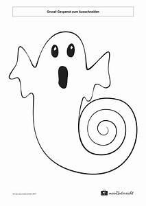 Bastelvorlagen Tiere Zum Ausdrucken : halloween grusel gespenst basteln ber halloween bastelvorlagen zum ~ Frokenaadalensverden.com Haus und Dekorationen