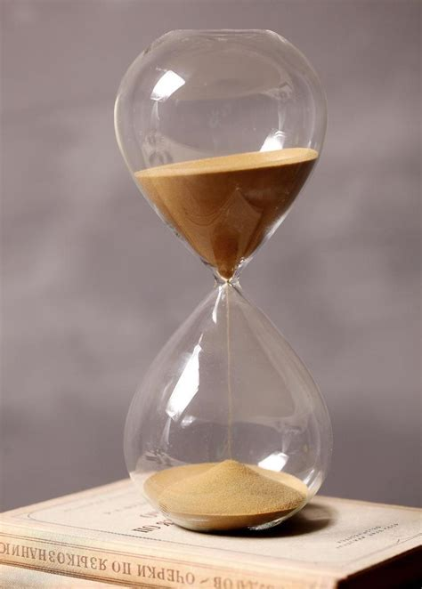 minutes timing hourglass height cm creative gift