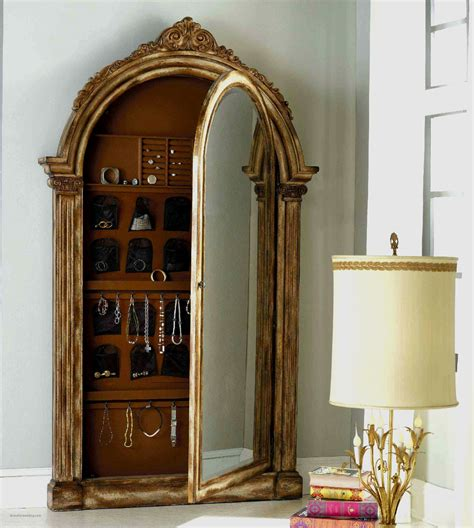 full length mirror jewellery cabinet jewelry armoire with full length mirror 28 images dark