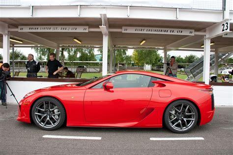 Lexus LFA red gallery. MoiBibiki #3
