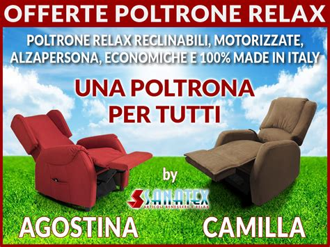 Poltrone Relax E Scooter