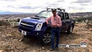 Chevrolet Luv D-max  Prueba De Manejo En Una Cantera En Bogot U00e1  Colombia