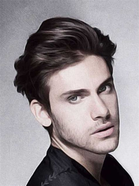 trending mens hair styles 50 trendy hairstyles for mens hairstyles 2018 3416
