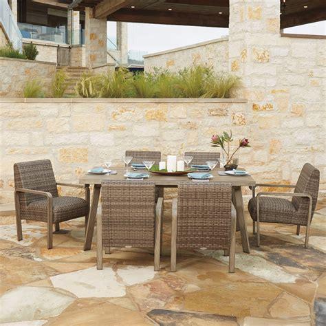 woodard reynolds wicker outdoor sofa set wd reynolds set