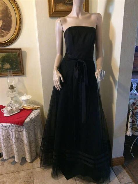 vintage hollywood starlet black tulle full lace skirt