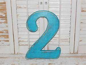 Number wood numbers inch wall decor birthday photo props