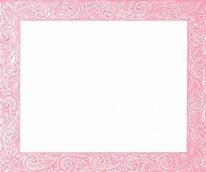 pink frame clipart - Clipground