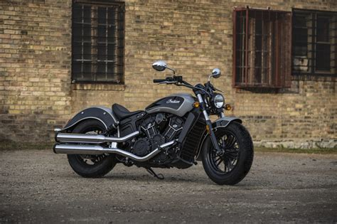 Indian Scout Sixty Image by Indian Scout Sixty Gets A Fresh Paint Op Visordown