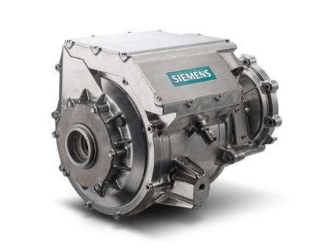Automotive Electric Motor by Drive System Saves Space And Weight In Electric Cars