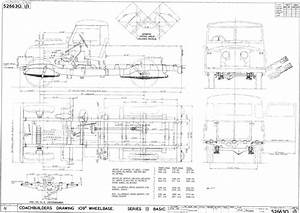 1962 Land Rover 109 Pickup Truck Blueprints Free