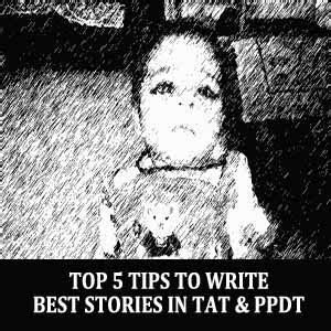 top 5 tips for ssb tat and ppdt story writing