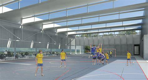 salle de sport st des corps d 233 esse 23 architecture