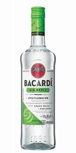 Ron Bacardi Big Apple 750 ml