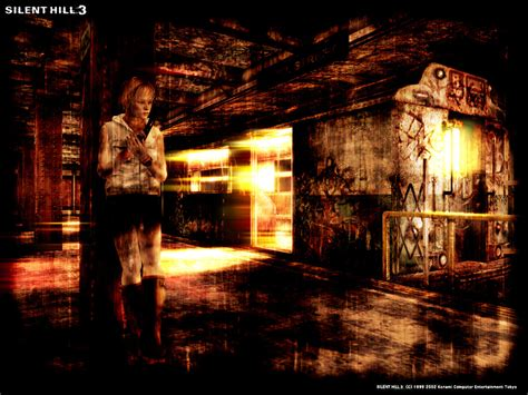 wallpapers silent hill  resident evil hd taringa