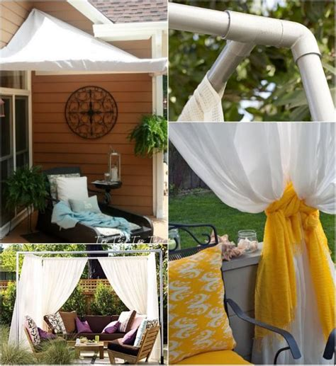 We did not find results for: 5 DIY Projects for Your Outdoor Space | Outdoor shade, Diy outdoor, Diy patio