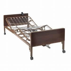 Medline Basic Full-Electric Bed - Medline Full-Electric Frames