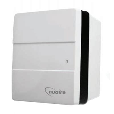 Nuaire Genie Continuous Bathroom Extractor Fan With Pull