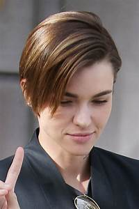 How To Ruby Rose Haircut 17 best images about hair i