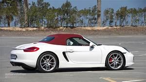 Porsche Boxster S : porsche boxster s review autoevolution ~ Medecine-chirurgie-esthetiques.com Avis de Voitures