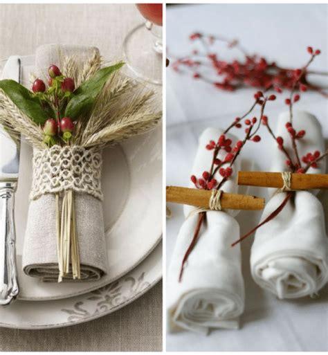ideas  decorar la mesa de navidad