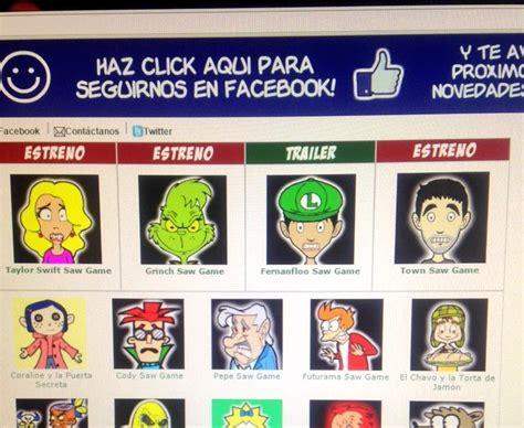 Jugar a lisa saw game online es gratis. Saw Game Todos Los Juegos / Obama Saw Game 2 Juego De ...