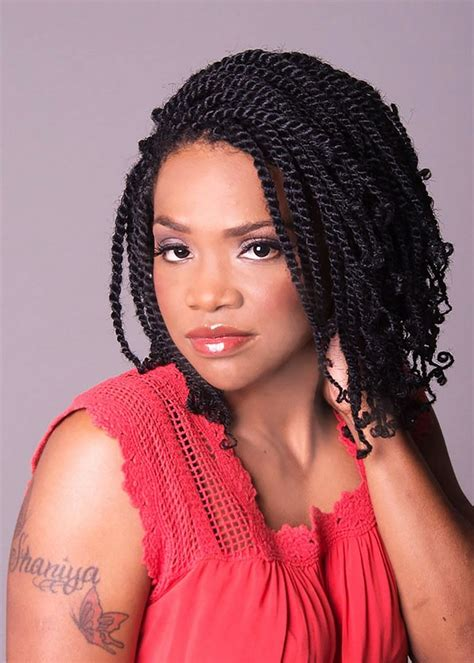 55 twist braids hairstyles with pictures 2020 trends