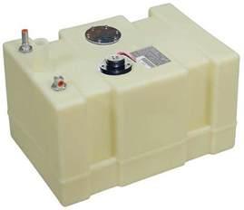 12 gallon permanent below deck boat fuel tank