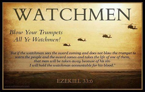 The Watchman  Unashamed Of Jesus