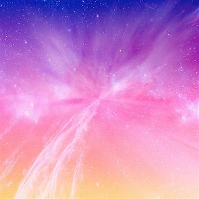 Wallpapers Colored Galactic Galaxy Bright Fancy 2048