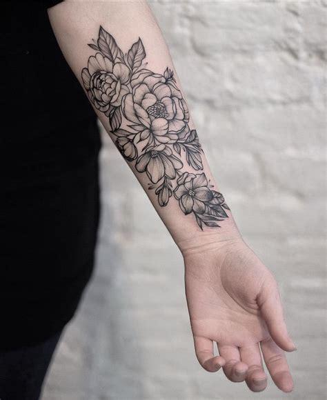 Unterarm Tattoo Für Frau  47 Ideen Für Schöne Motive