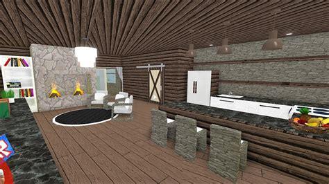 building   story cabin roblox bloxburg  wo car youtube