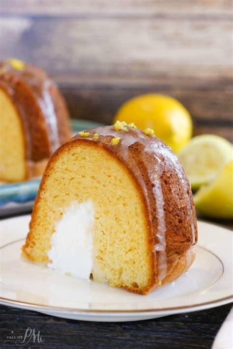 easy lemon lava cake call  pmc