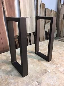 Sofa Table Legs Hairpin Table Legs Raw Steel 3 Rod Barn Xo