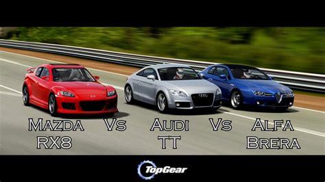 forza motorsport  battle se alfa brera  mazda