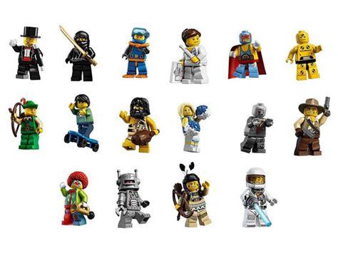 lego 8683 0 minifigures series 1 random bag