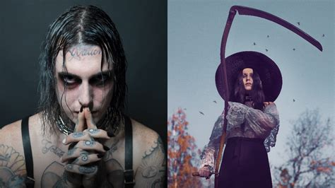 ghostemane  chelsea wolfe   covers   gods