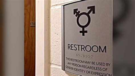 Gender Neutral Bathroom by Spicer Expect New Transgender Student Policy Wednesday